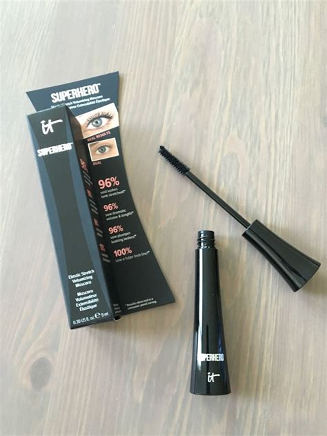 Mascara Hello review b a photos swatches it cosmetics