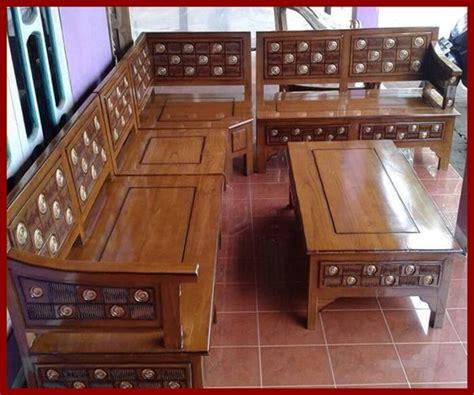 Kursi Minimalis Kayu Akasia kursi sudut cantik dari tanaman akasia pohon akasia kayu