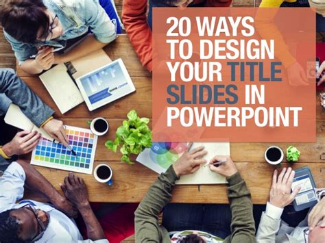 Cool Powerpoint Title Slides 20 Designs For Title Slides In Powerpoint