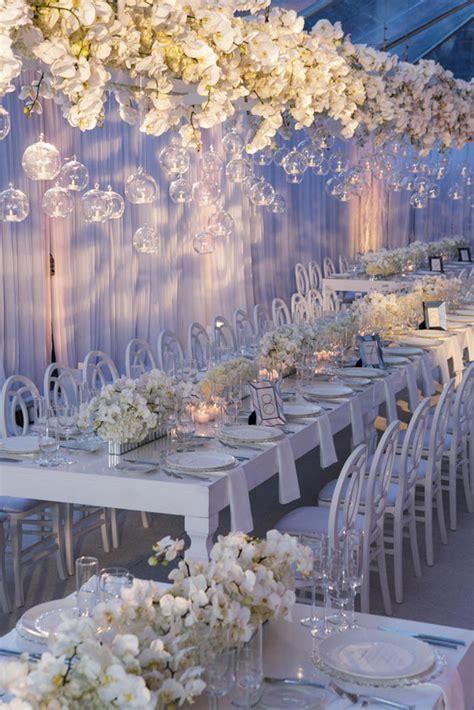 wedding reception ideas it s a day for a white wedding mon cheri bridals