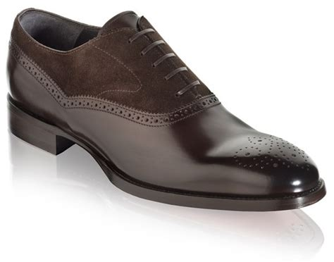 handmade mens brown formal shoes brown dress leather