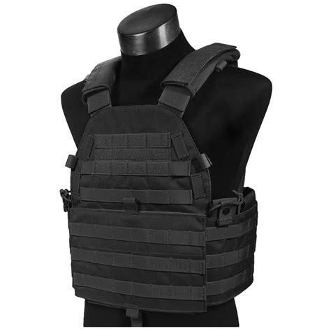 New Vests by Flyye New Molle Lt6094 Vest Black
