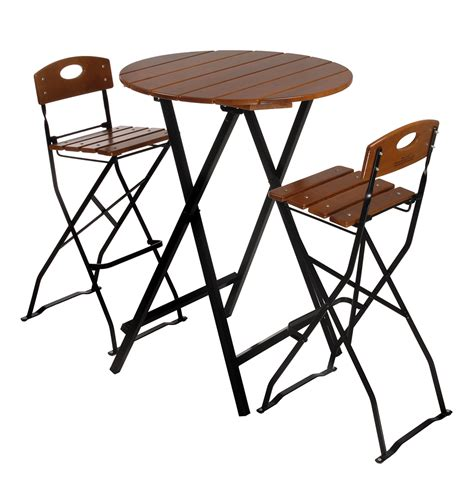 table for bar stools round bar height table stools