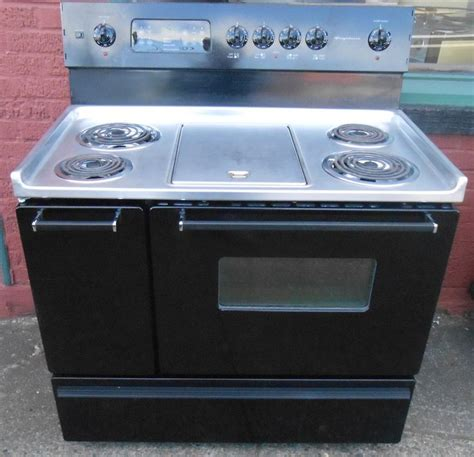 vintage kitchen appliance for sale appliance city frigidaire 40 inch electric range double