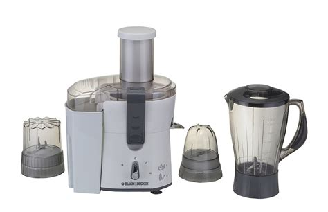 220v kitchen appliances black decker jbgm600 four in one juicer blender