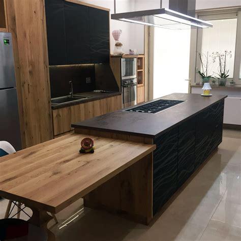 cucine in rovere naturale bramato cucine cucina con isola in legno rovere naturale