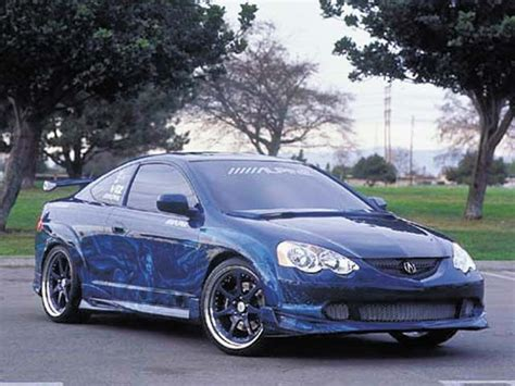Rally Auto Loans by Honda Integra Dc5 Is A Japanese Performance Car Which