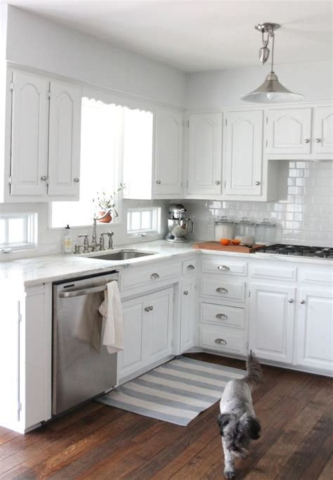 classic white kitchen cabinets we did it our kitchen remodel