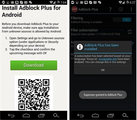 how to get adblock on android how to block advertisements on your android phone