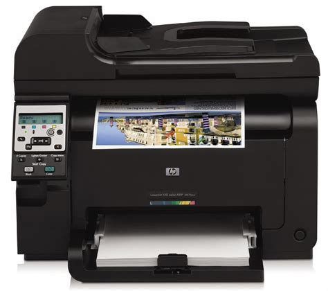 Refill Printer Laser hp laserjet pro 100 color mfp m175a toner cartridges and