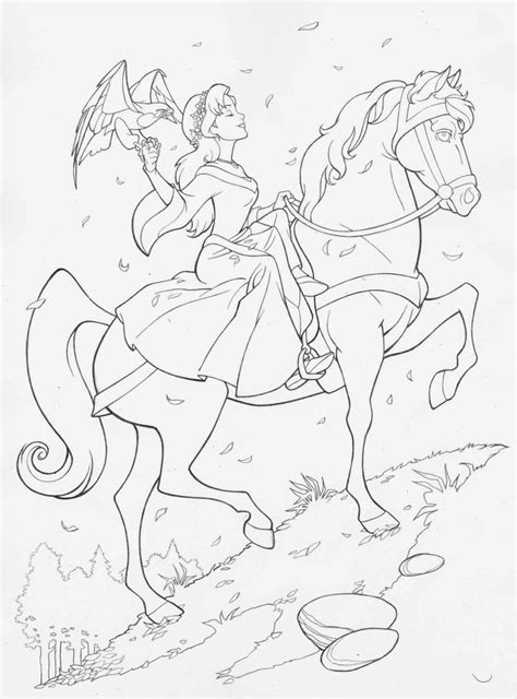 quest for camelot coloring pages az coloring pages