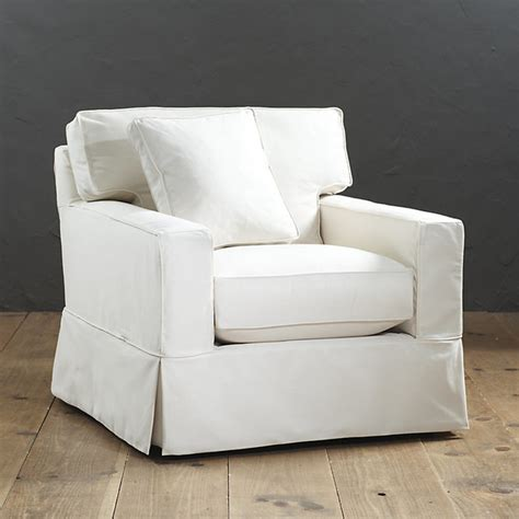 Chair Slipcover Graham Club Chair Slipcover Slipcover And Frame