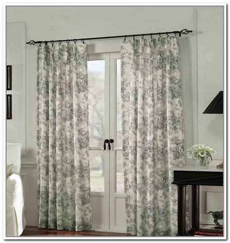 drapery ideas for french doors 17 best ideas about curtains for french doors on pinterest