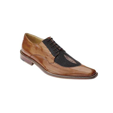 belvedere shoes belvedere milan eel stringray shoes camel brown
