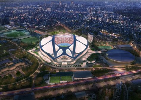japan bid zaha hadid to submit new bid for tokyo 2020 stadium