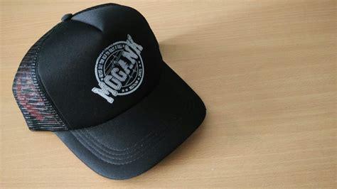 Topi Trucker Jaring Arguments bahan topi jaring berkualitas terbaik konveksi topi