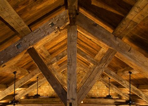 vaulted ceiling with beams beams vaulted ceiling