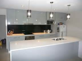 galley kitchens brisbane custom cabinets renovation