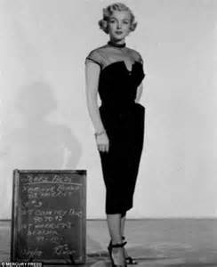 marilyn monroe s evening dress is expected to fetch at