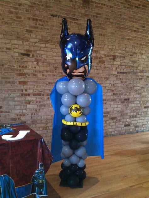 decorar globos superheroes decoraci 243 n con globos 57 ideas increibles para fiestas y