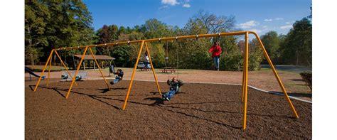 classic swing 8542 classic swing frame playground swing playground