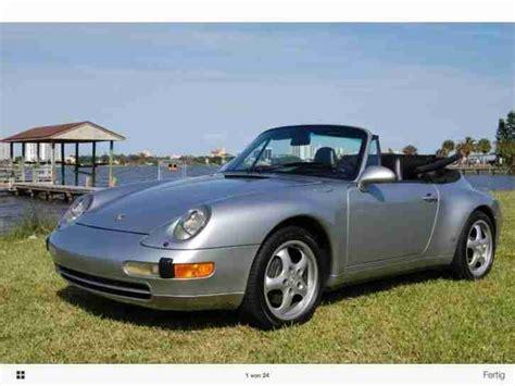Porsche Gebrauchtwagen Kaufen by Porsche Gebrauchtwagen Alle Porsche 993 G 252 Nstig Kaufen