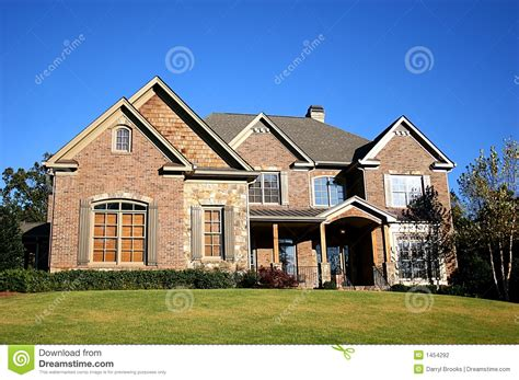 house of home nice house stock photography image 1454292