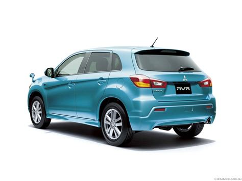 rvr mitsubishi 2010 mitsubishi rvr compact crossover launched photos