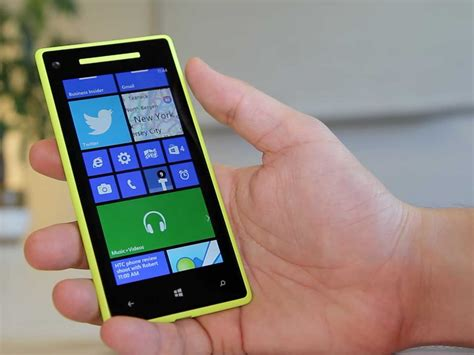 9 Iphone Windows Exclusive Windows Phone Features Business Insider