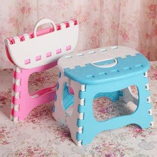 Kursi Plastik Kecil kursi lipat bangku lipat kursi kecil plastik portable