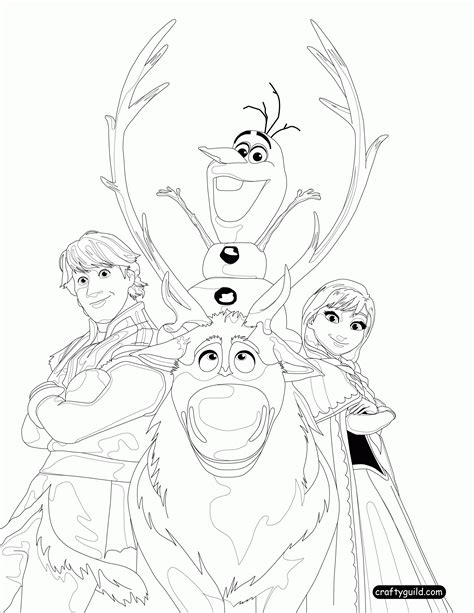 frozen coloring pages pdf frozen coloring pages pdf coloring home