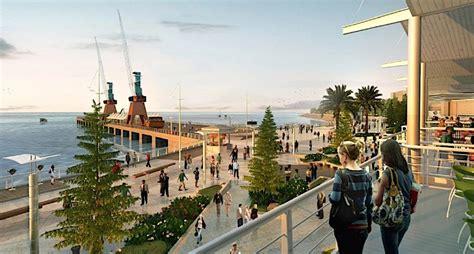 riesgo de tsunami pone en jaque proyecto mall bar 243 n en