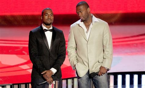 50 cent kanye tweet 50 cent kanye is crazy beck deserved to win not beyonce