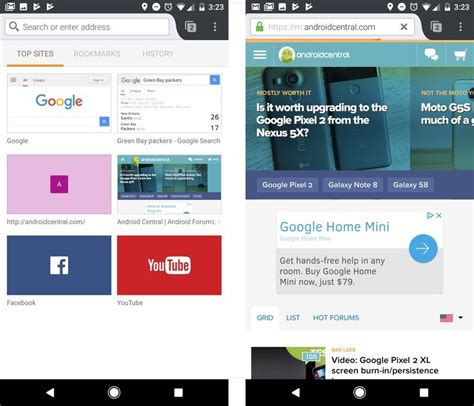 fastest browser for android best android browsers android central