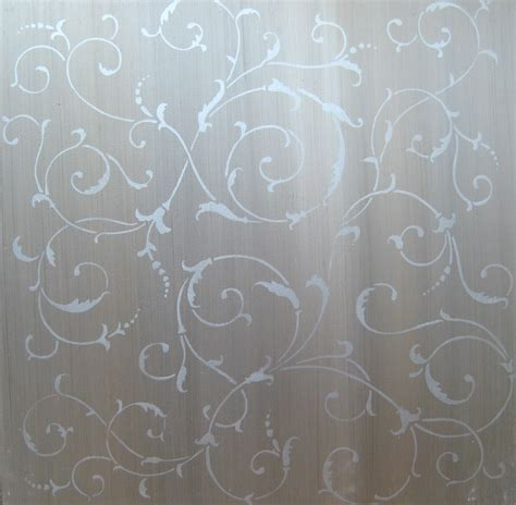 gourd pattern wall stencil wall stencil lily scroll reusable stencils for easy diy
