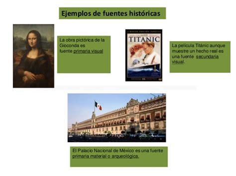 imagenes de fuentes historicas secundarias fuentes historicas