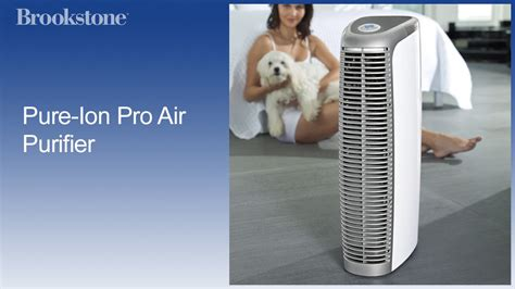 ion pro air purifier