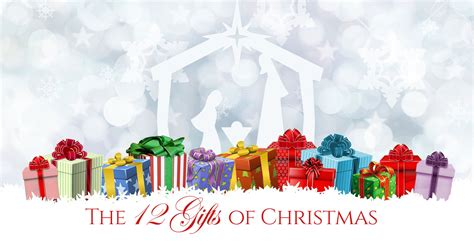 the 12 gifts of christmas the holy spirit eternal