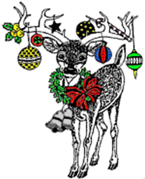 imagenes gif de navidad im 225 genes animadas de renos gifs de navidad gt renos