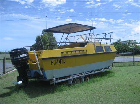 used boats hervey bay hydrofield 6 5 mts hervey bay boats for sale used