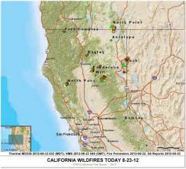 southern california fires today map southern california news today