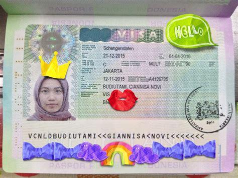 mengurus visa schengen di jakarta pengalaman pertama mengurus visa sendiri apply visa