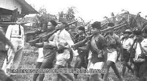 pemberontakan ditii  indonesia pemimpin latar