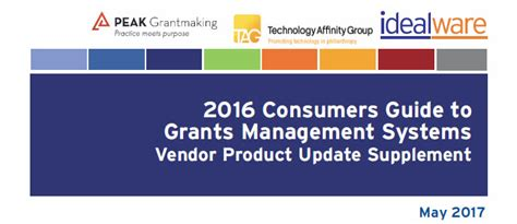 supplement vendors vendor product update supplement to the 2016 consumers
