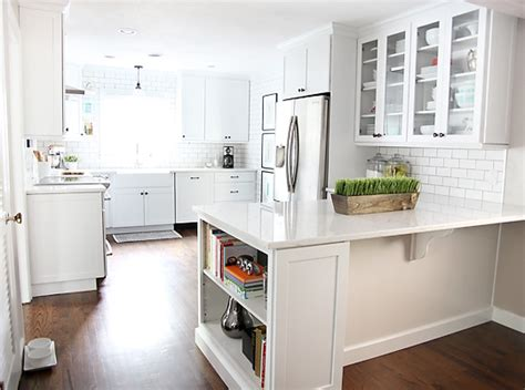 ikea subway tile like this kitchen layout floor to ceiling white subway