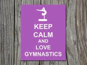 Chandeliers Definition Keep Calm And Love Gymnastics Beam Gymnast By