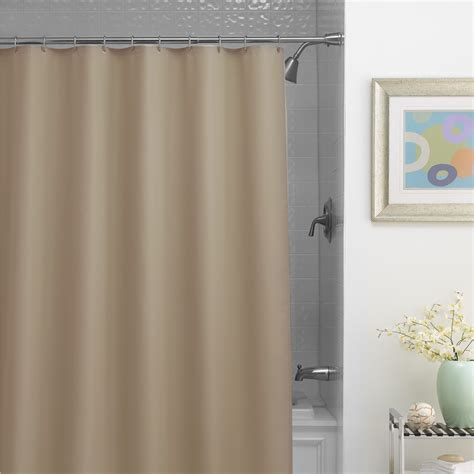 essential home curtains essential home shower curtain liner home bed bath