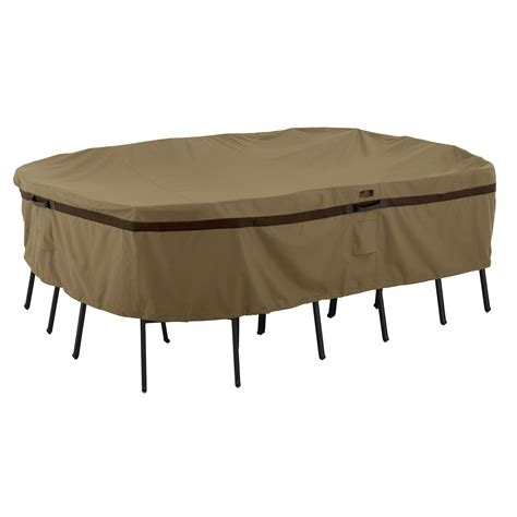 outdoor furniture table covers classic accessories covers hickory patio furniture set covers table and chair cover