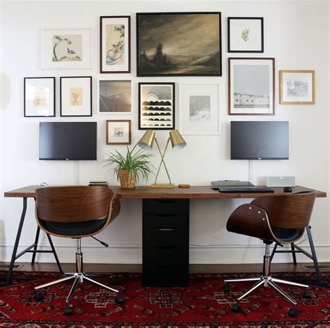 two person desks for home office 17 best ideas about two person desk on 2