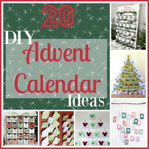 how to make a advent calendar ideas 20 diy advent calendar ideas livin the
